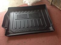 Range Rover sport genuine boot liner from 2011 model