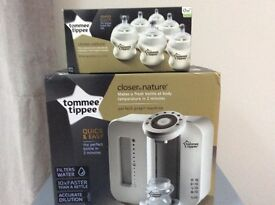Tommee tippee perfect prep NEW