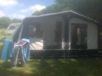 Kampa Carnival Awning Size 800 Fits Caravan Such As Sprite Alpine 2