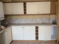 Cream traditional style kitchen for sale