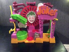 Imaginext Joker House