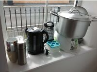 Cooking pot etc