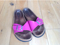 Brinkmann slippers size 6