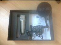 Rode N1A condenser mic