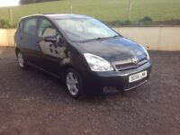 Toyota Corolla Verso 2.2 D4 T3 Diesel 7 seater 2006
