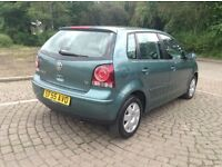 Volkswagen polo 2006 automatic only £1740