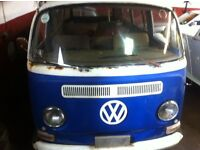 VW Camper / bus wanted, running, project. What have you?