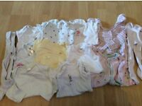 Girls bundle 3-6months