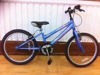 "Girls bike - fully refurbished Single-speed Freespirit - 20"" wheels (7-9 years)"