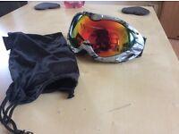 Skiing/motor bike goggles