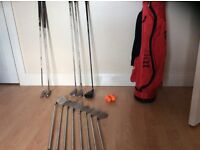 Brand new full set of titliest golf clubs £35