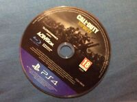 Call Of Duty World War 2 PS4 *Disc Only*