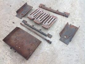 Grate kit for Charnwood Country 4 mkII stove