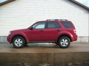 2011 Ford Escape XLT 2WD AUTOMATIC