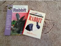 Guides to owning a rabbit.