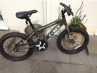 "Boys ""Ace"" bike age 6-8yrs excellent condition"