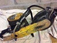 K650 PARTNER CONCRETE AND METALE PETROL SAW