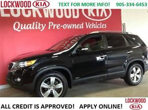 2012 Kia Sorento EX - LEATHER, HEATED SEATS, BLUETOOTH