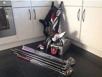 Golf Clubs Set Ladies - Shoes (new) Bag Umbrella + Accessories EXCELLENT Condition XMAS BARGAIN