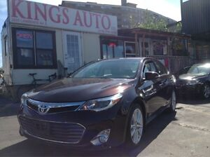 2013 Toyota Avalon BACKUP CAM, NAVI, LEATHER, SUNROOF