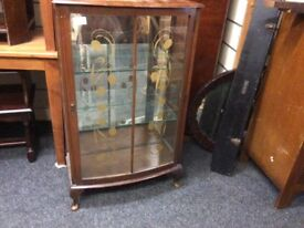 Smaller size China cabinet