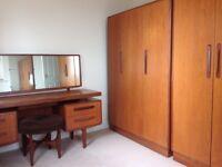 1970's Vintage G-Plan Bedroom Furniture for sale