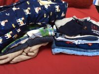 Baby boy selection 3-6 months