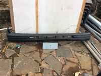 Austin mini metro front bumper and lower panel