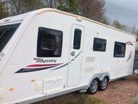 Elddis Odyssey 656 2012