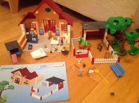 Playmobil City Life Vet Clinic (5529)