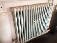 Large Classic Cast Iron radiators for sale