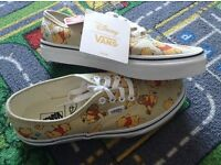 Brand new with tags disney vans