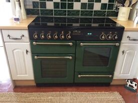 Leisure Rangemaster double oven