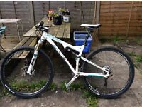 Whyte bike (man's) M1092, good condition, 3 yrs old. £1000 (cost £2,100)