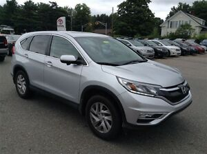 2015 Honda CR-V EX  AWD - Low Kms!  ONLY $219 BIWEEKLY 0 DOWN!!