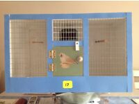 6 Finch Breeding Cages
