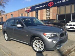 2012 BMW X1 28i PANO ROOF| POWER SEATS| PARKING SENSORS