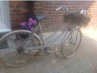 Ladies Vintage Traditional Town Bike 3 speed