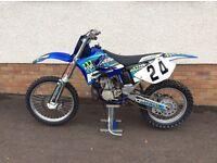 Yamaha yz 250 2003
