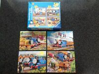 Thomas & Friends Jigsaw Puzzles