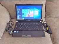 Toshiba Portege R700-1F7 Laptop (fully upgraded and refurbished)