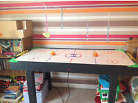 """Air Hockey Table (electric fans) 5'x2'6"""", gives great fun for all the family"""