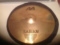 Sabian AA ride cymbal.