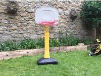 Mini basket ball hoop