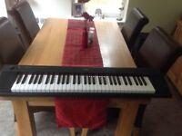 Yamaha Piano Np11 keyboard