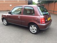 NISSAN MICRA 1.0 LOW MILEAGE