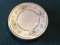8 piece bone china Royal Doulton Adrienne Dinner Service