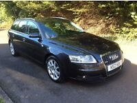 2006 Audi A6 3.2 V6 Quattro Automatic Full Service History 2 Owners