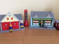 Fireman Sam Buildings and Accessories