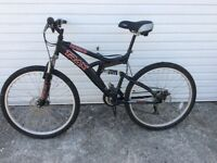 Men's Trax bicycle